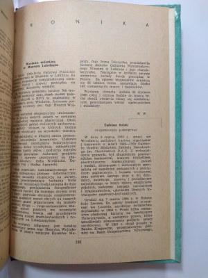 10 artykułów na temat polskich banknotów autorstwa M.Kowalskiego i innych.