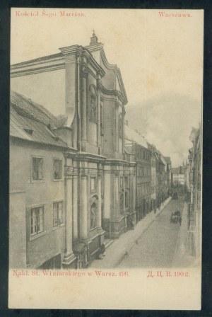 Warszawa, Kościół Ś-go Marcina