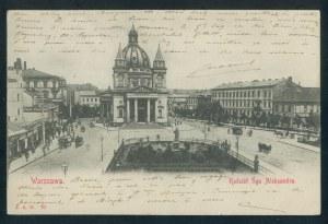 Warszawa, Kościół Śgo Aleksandra