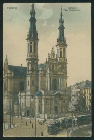 Warszawa, Kościół i Plac Zbawiciela