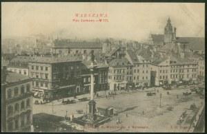 Warszawa, Plac Zamkowy