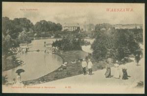 Warszawa, Park Ujazdowski