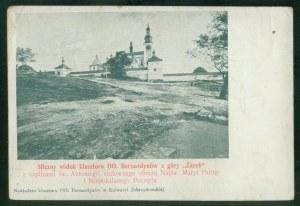 Kalwaria Zebrzydowska, Widok Klasztoru OO. Bernardynów