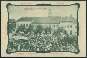 Wieliczka, Rynek górny, Jarmark