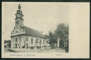 Wieliczka, Kościół