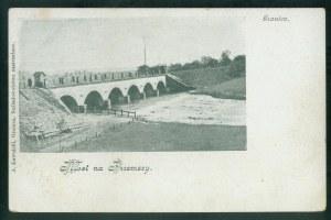 Sosnowiec, Granica, Most na Przemszy