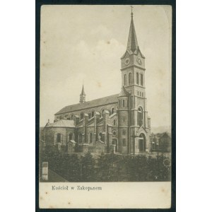 Zakopane, Kościół