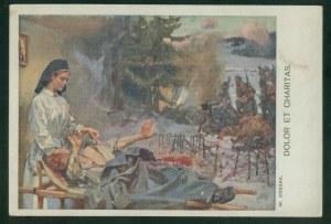 Dolor et Charitas, mal. W. Kossak