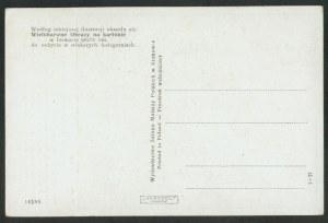Apoteoza Józefa Piłsudskiego, mal. M. Grużewski