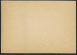 Piłsudski z oficerami w Turze Dolnym nad Nidą, kartka pocztowa