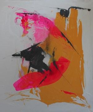 Honorata Chajec, Abstrakcja, 2021