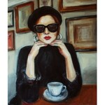 Anna Zawadzka Dziuda, Galeria Cafe, 2021
