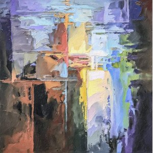 Andrzej Andrychowski ,Abstrakt, 2021