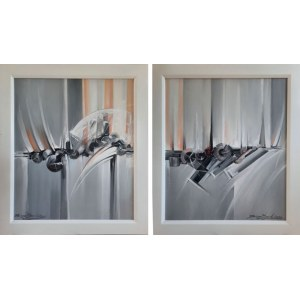 Dariusz Benda, Abstrakcja, 2020 r.