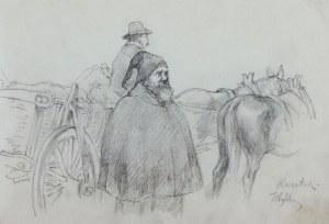 Tadeusz Rybkowski (1848 Kielce – 1926 Lwów), Kwestor