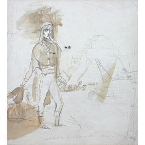 Zygmunt Waliszewski (1897 Petersburg - 1936 Kraków), Napoleon w Egipcie