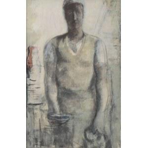 Leopold Gottlieb (1883 Drohobycz - 1934 Paryż), Kobieta w kuchni
