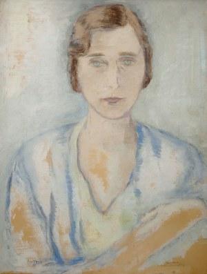 Leopold Gottlieb (1883 Drohobycz - 1934 Paryż), Portret Leny