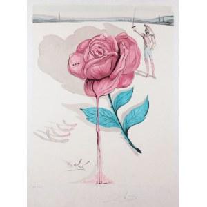 Salvador Dali (1904 Figueres/Hiszpania - 1989 Figueres/Hiszpania), Don Jose's Flower Song, z cyklu, Carmen, 1970 r.
