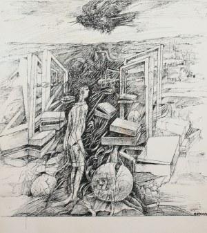 Ryszard Stryjec (1932 Lipniszki k. Lidy-1997 Gdańsk), Bez tytułu