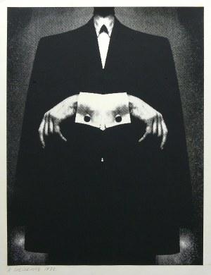 Roman Cieślewicz (1930 Lwów – 1996 Paryż), Duc, 1973 r.