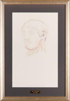 Oskar KOKOSCHKA (1886 – 1980) – według, Greckie impresje