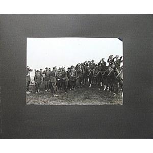 """[ALBUM]. Zawody Konne o Mistrzostwo Armji """"MILITARI"""" rok 1933.[Baranowicze]..."""