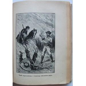 BOUSSENARD L. Korsarze mórz południowych. Powieść dla młodzieży. Przekład J. Walickiego. Z ilustracjami...