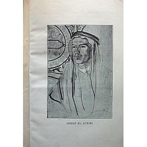 """LAWRENCE T. E. Burza nad Azją. (Rewolt in the desert). Zakończenie powieści """"Bunt Arabów"""". W-wa [1929]..."""