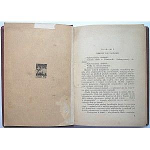 MARCZYŃSKI ANTONI. Świat w płomieniach. W-wa [1927]. Wyd. i druk . M. Arcta. Format 15/20 cm. s. 308, [2]....