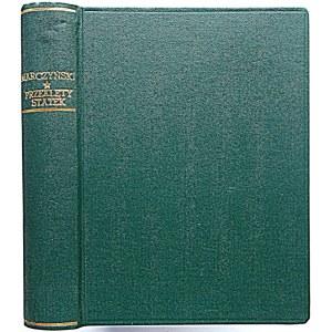 """MARCZYŃSKI ANTONI. Przeklęty statek. (Powieść współczesna). W-wa [1932]. Towarzystwo Wydawnicze """"RÓJ"""". Druk..."""