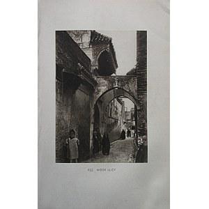 OSSENDOWSKI F. ANTONI. Płomienna Północ. Podróż po Afryce Północnej. Marokko. Lwów - Poznań 1926...