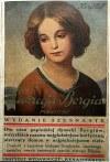 SHEFF HARRY. Lukrecja Borgia. Powieść wedle dziennika biskupa Burgharda. Wydanie szesnaste. W-wa [1929]...