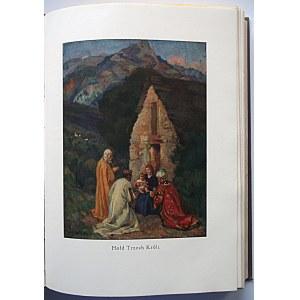 ROK BOŻY w liturgji i tradycji Kościoła świętego z uwzględnieniem obrzędów i zwyczajów ludowych oraz literatur...