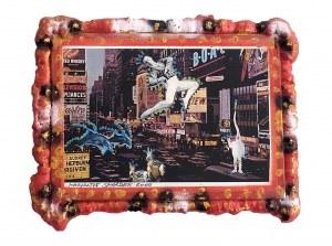 Krzysztof Skarbek, Tancerz leci nad Manhattanem