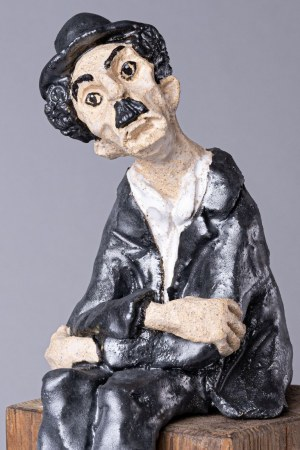 Anna Mańkowska, Charlie Chaplin