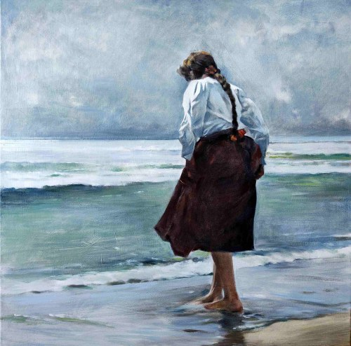 Jan Dubrowin, Zimne morze, 2021