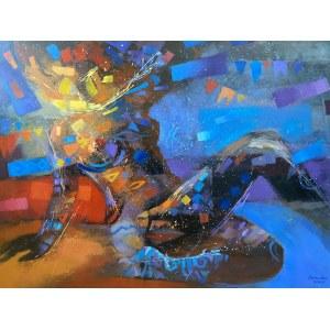 Eugeniusz Ochonko, Misteriosos bailes del cuerpo I, 2009