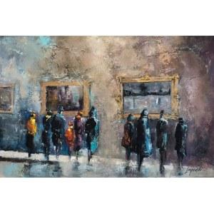 Marek Langowski, Zimowa galeria