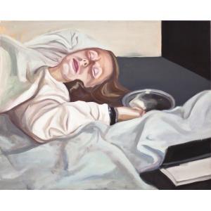 Martyna Baranowicz, Portret śpiącej