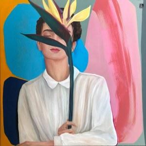 Zanna Brzyzek (ur. 1980), Beautiful Frida, 2021