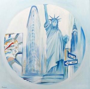 Edward Karczmarski (ur. 1976), Nowy Jork XLI, z cyklu: