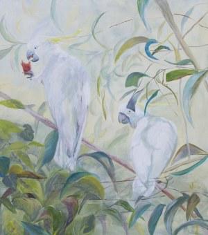 Małgorzata Fenrych (ur. 1964), Wspomnienia z Australii: Kakadu u siebie, 2021