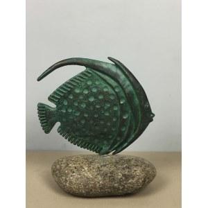 Krzysztof Kizlich (ur. 1953), Fish, 2021