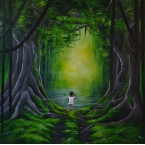 Beata Mura (ur. 1985), Nigdy nie chodź sama do lasu, 2021