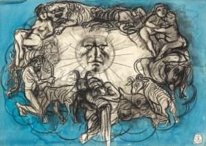Hoffmann Adam (1918-2001), Zodiak, 1972