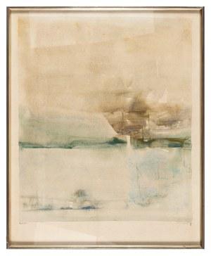 Stajuda Jerzy (1936-1992), Kompozycja 1710, 1986