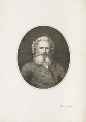 Fajans Maksymilan (1825-1890), Tomasz Zan