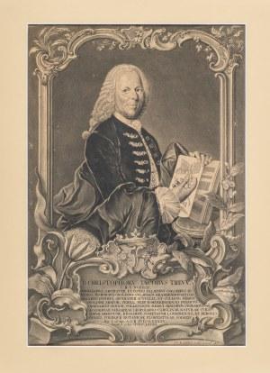 Haid Joh.[ann] Jacob, Portret Christopha Jacoba Trew (1695 – 1769), 1769