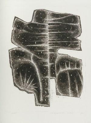 Majewski Mieczysław (1915-1988), Kwiat, 1965
